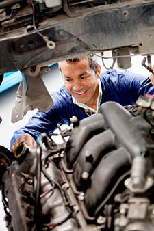 Repairing engine problems in Austin, TX